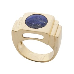 Capri Ring Blue