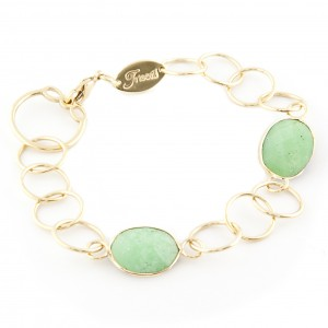 Marisa Bracelet Light Green