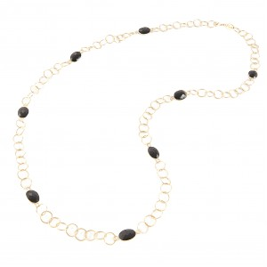 Marisa Necklace Black