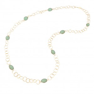 Marisa Necklace Light Green