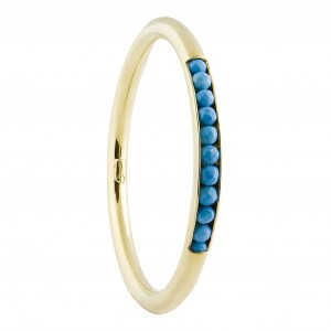 Sofia Bangle Light Blue